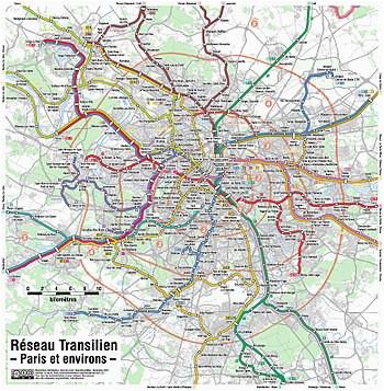 transilien wikipedia