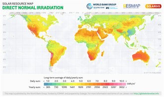 Solar Insolation Map Canada solar Irradiance Revolvy