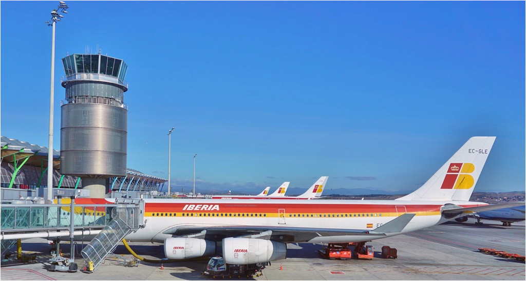 airports in spain map and arrival info for spanish airports