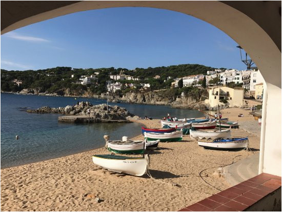 beach in palafrugell picture of creative catalonia bike holidays