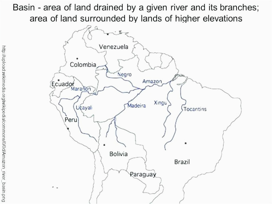 central america map labeled climatejourney org