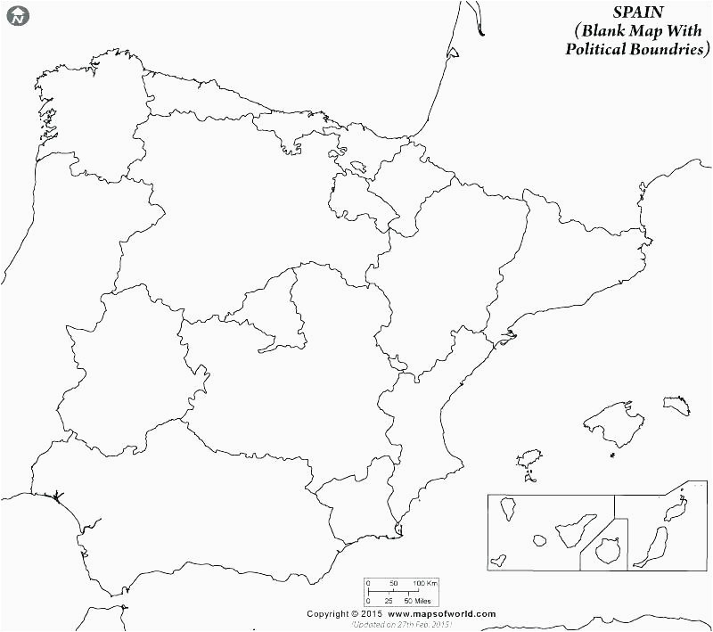 spain map coloring page golfpachuca com