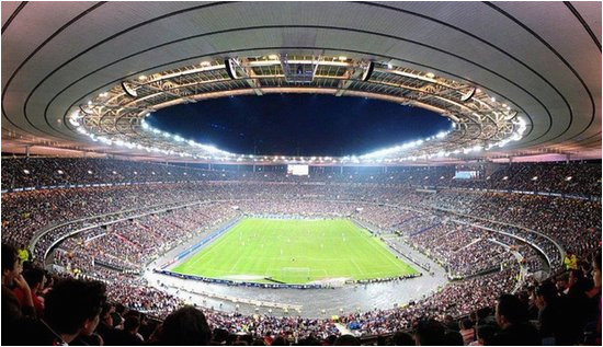 amazing view for stade de france enjoy it picture of