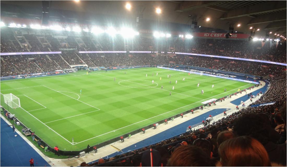 parc des princes paris the stadium guide