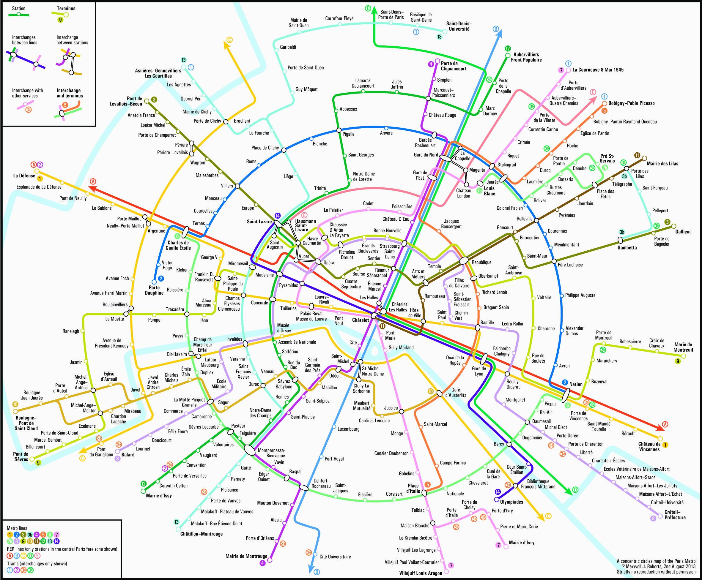 paris metro map subway system maps in 2019 paris metro