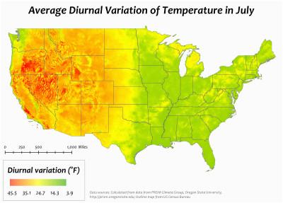 diurnal temperature variation revolvy
