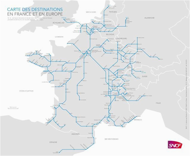 Tgv Map France How to Plan Your Trip Through France On Tgv Travel In 2019 Train