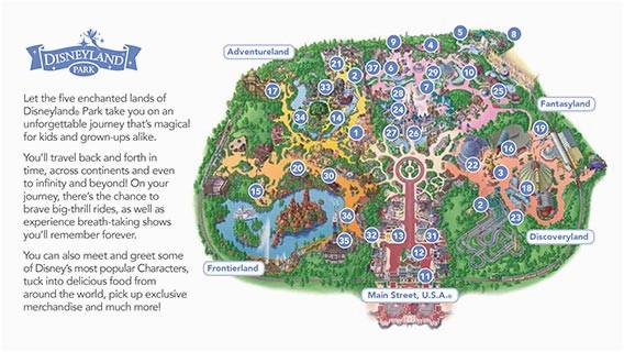 map of disneyland paris disneylanda paris