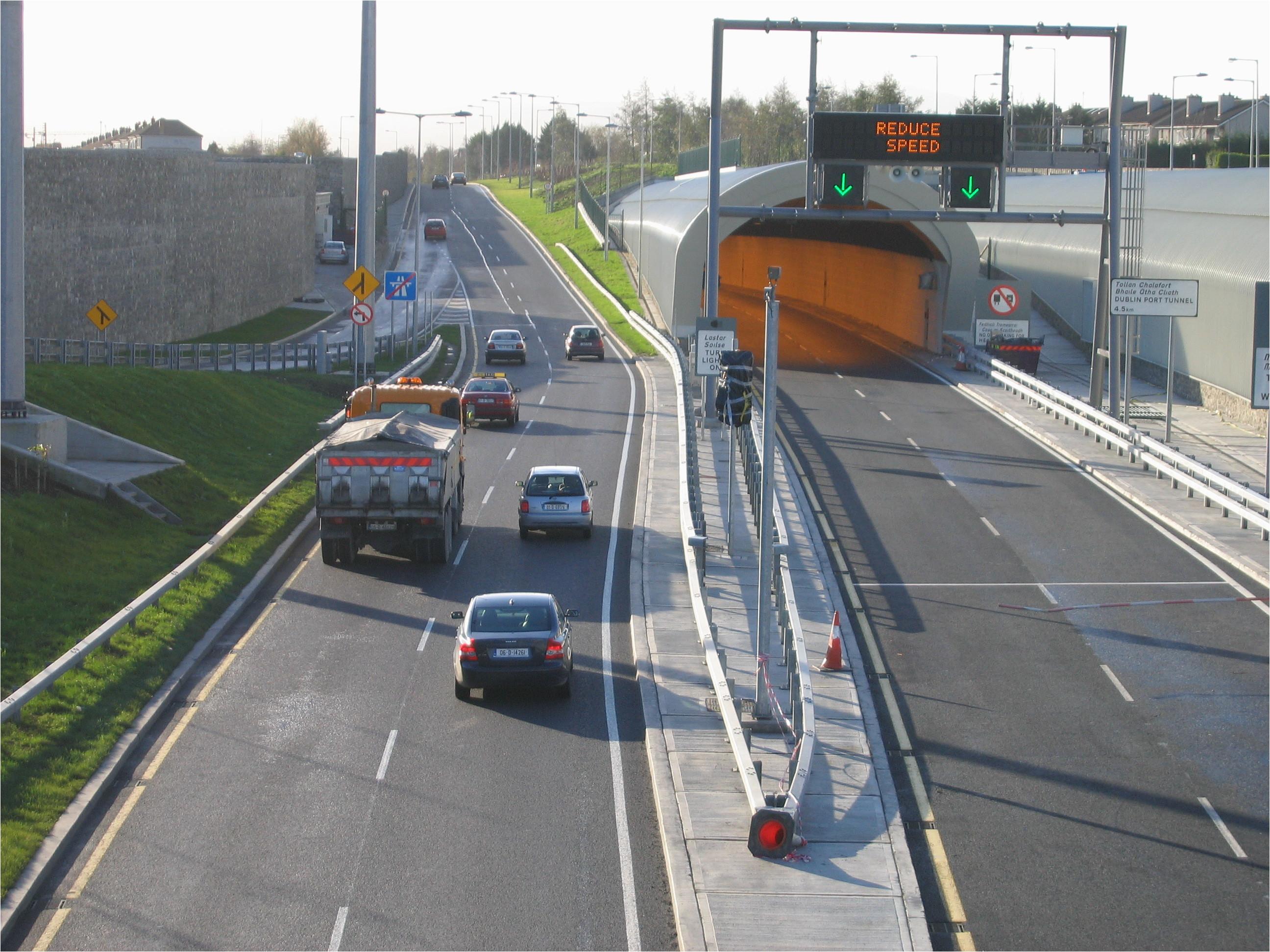 dublin port tunnel wikipedia