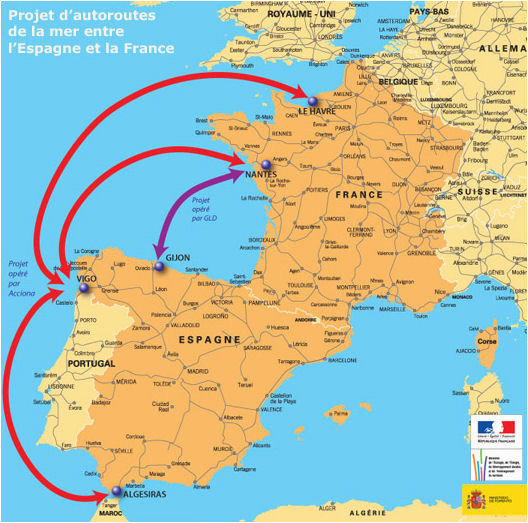 motorway aires the french wild west bordeaux to the