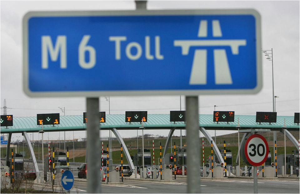 overview of us and international toll road payments