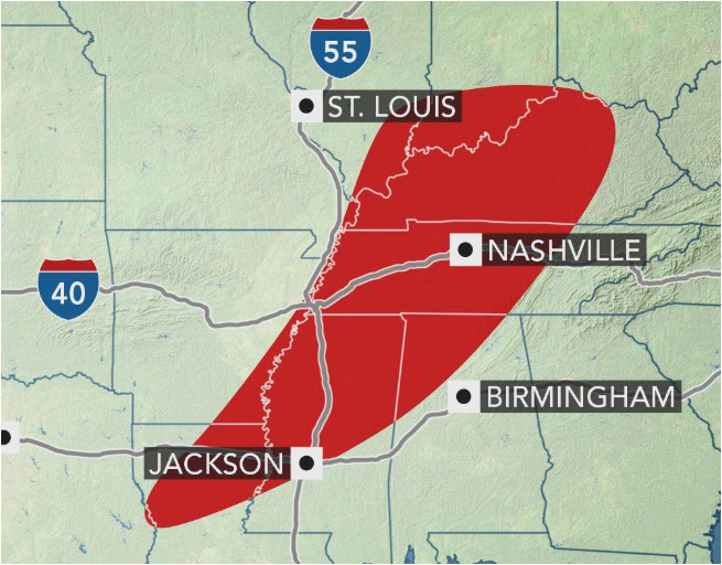 severe weather outbreak may spawn a couple of strong tornadoes
