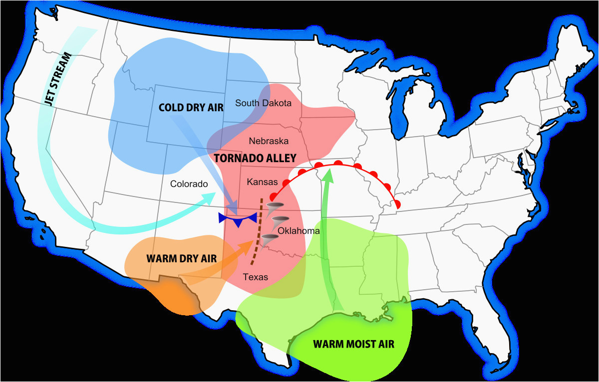 tornado alley texas map tornado alley wikipedie secretmuseum