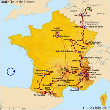 2017 tour de france wikipedia