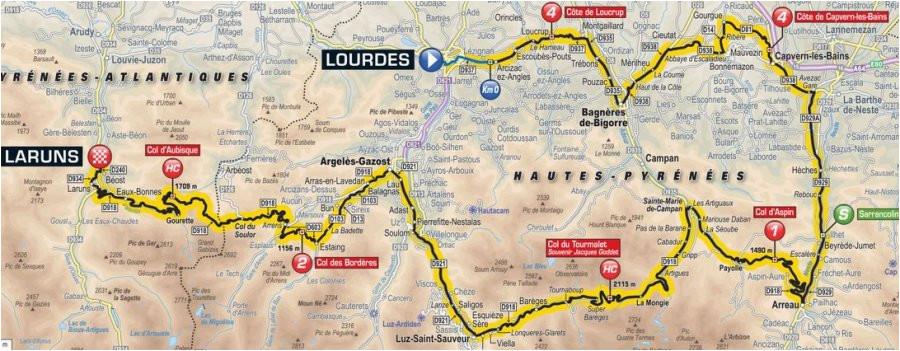 korona pireneja w zapowiedao 19 etapu tour de france 2018