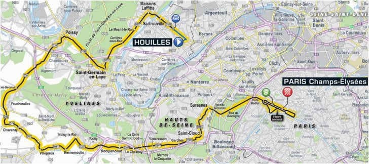 tour de france 2018 route stage 21 houilles paris