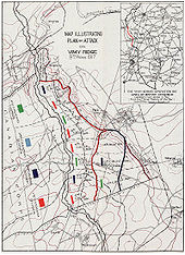 battle of vimy ridge wikivisually