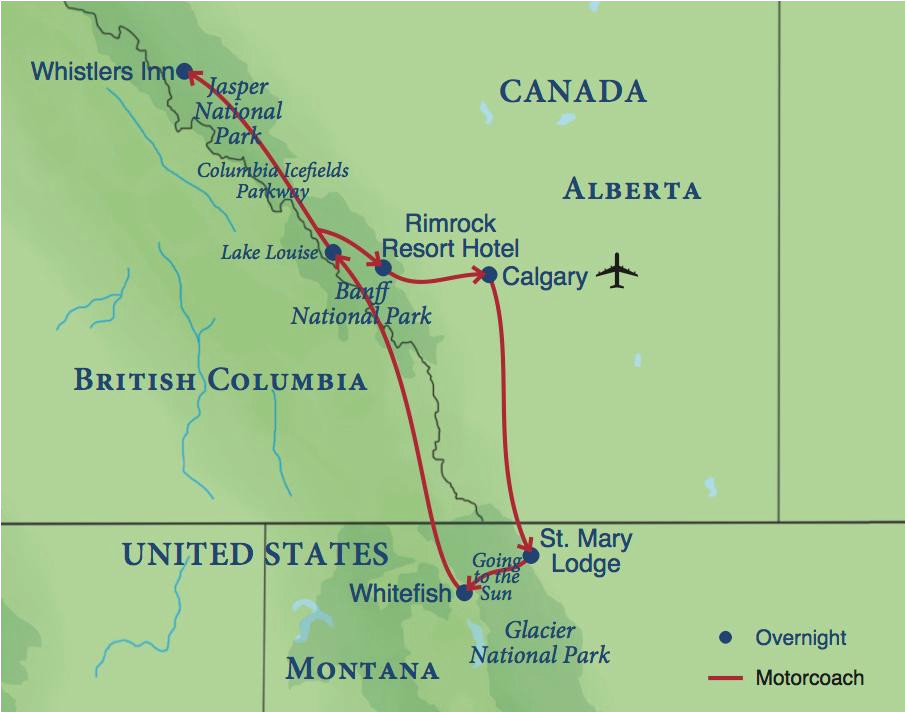 the northern rockies smithsonian journeys