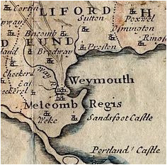 12 best weymouth and portland old maps images in 2016 old maps