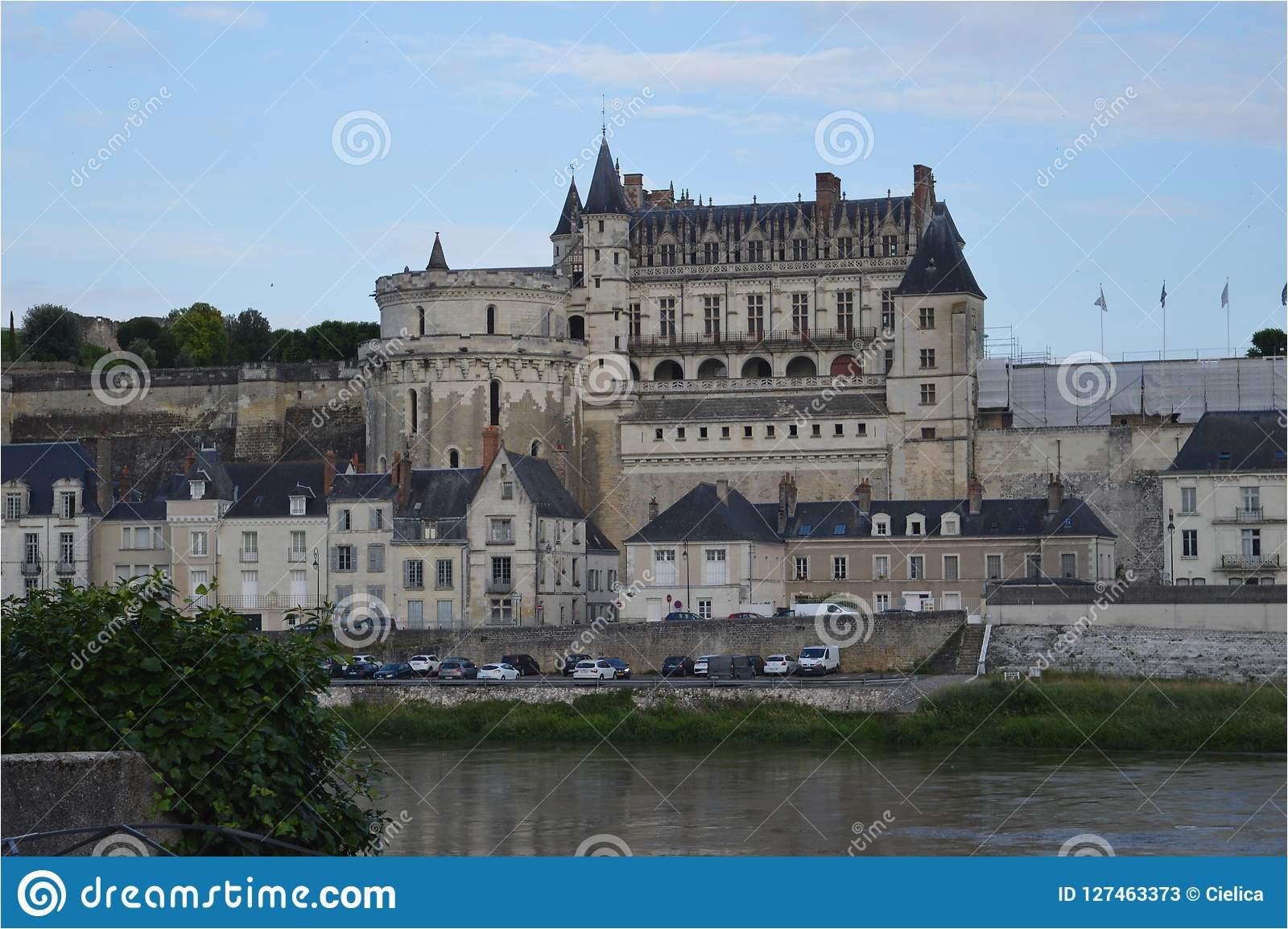 castle of amboise castles french castles loire cha teau d