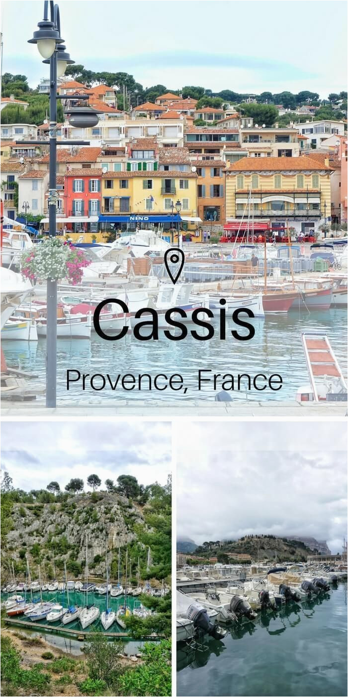 is cassis the most beautiful town in provence southern