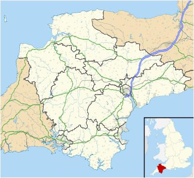 list of places in devon wikipedia