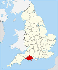 geography of dorset wikipedia