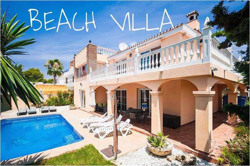 beach villa costanera in marbella has waterfront and patio updated