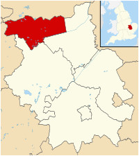 Where is Peterborough England On A Map Peterborough Wikipedia