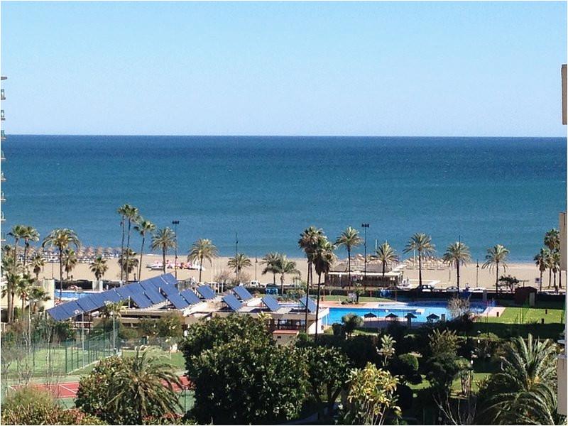 playamar torremolinos has terrace and housekeeping included