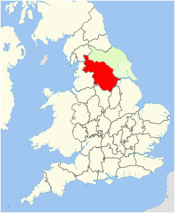 west riding of yorkshire revolvy