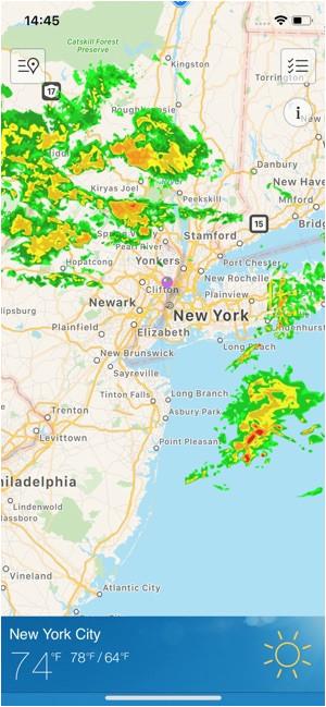 weather radar on the app store
