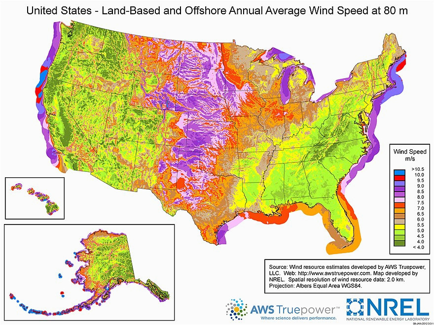 wind power in the united states wikiwand