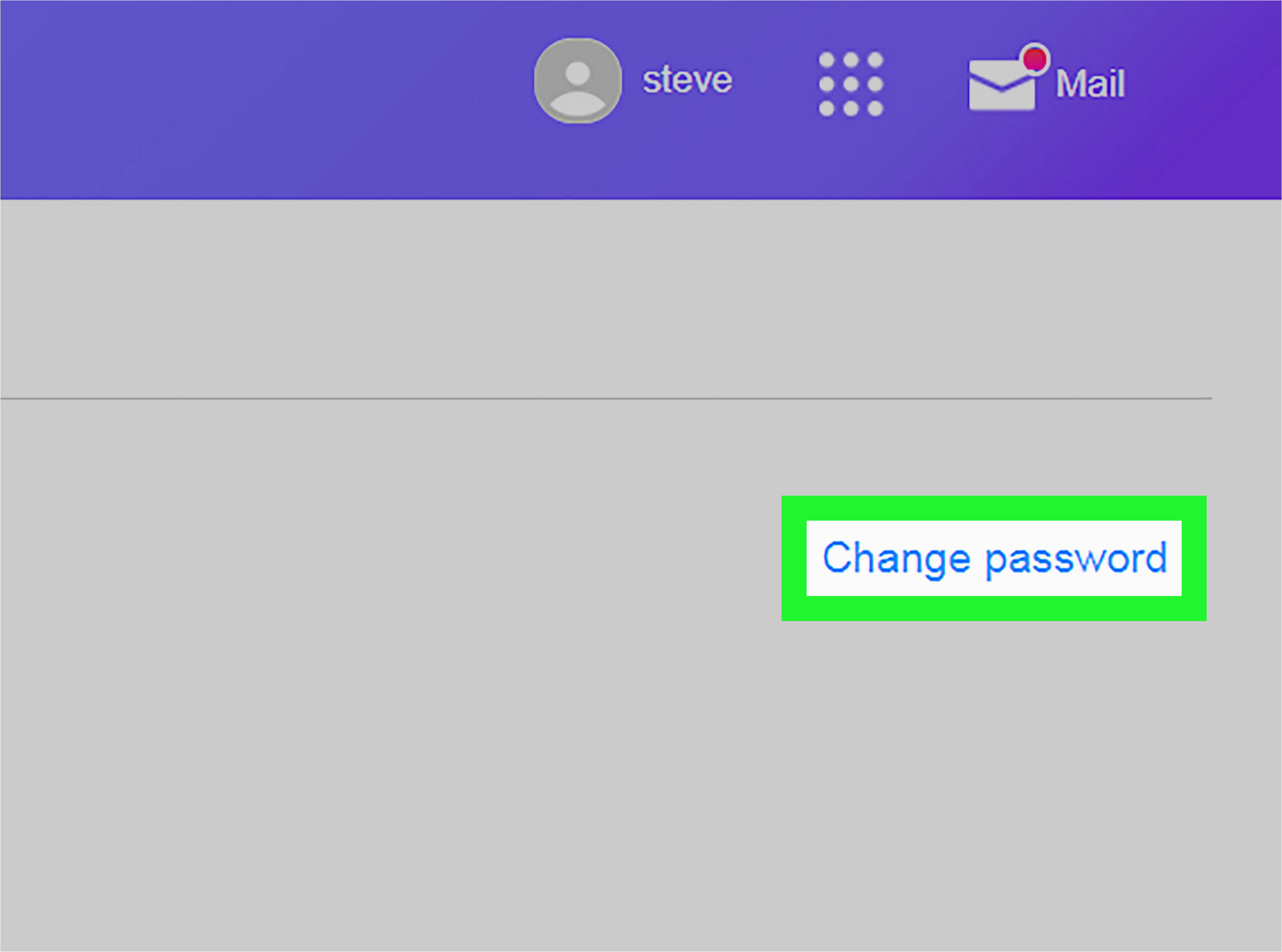 how to change a password in yahoo mail wikihow