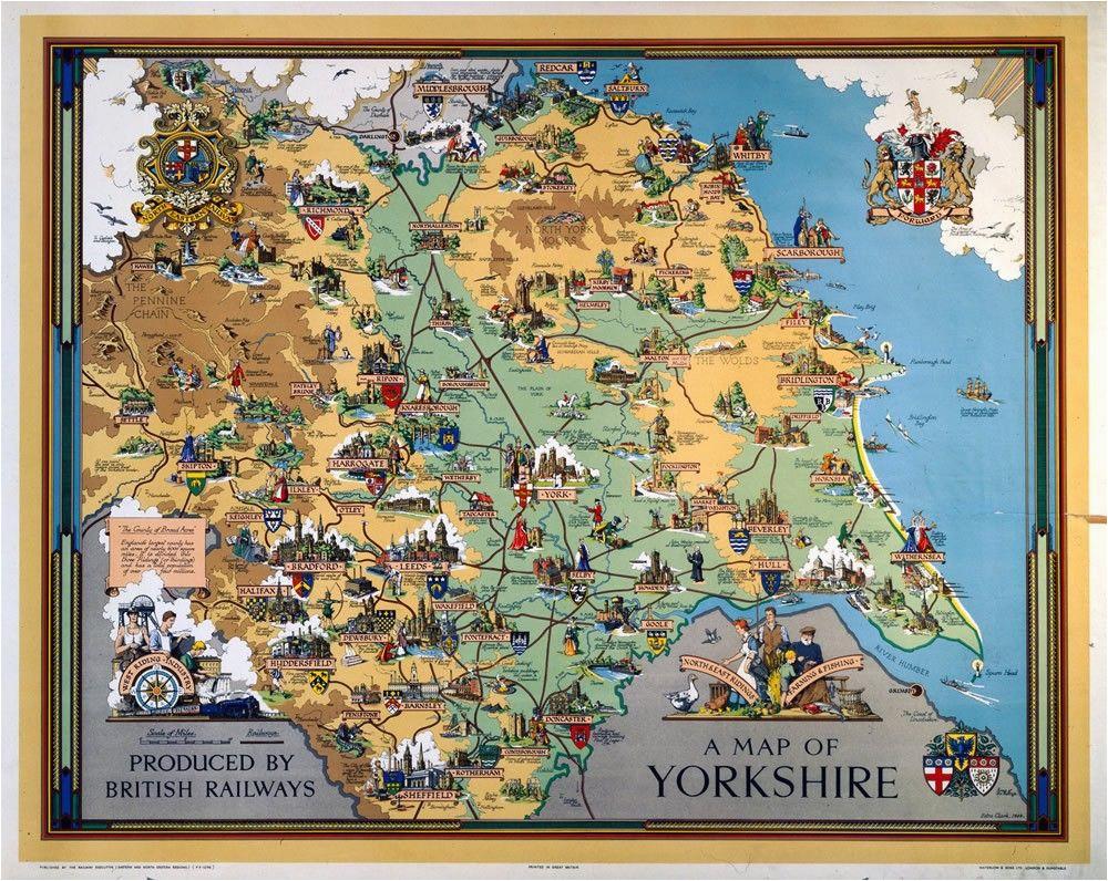 vintage travel posters devon yorkshire google search english
