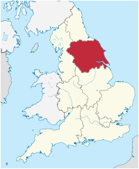 yorkshire and the humber revolvy