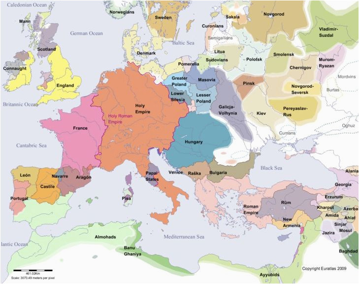 map of 12th century europe sca lovelies historical maps