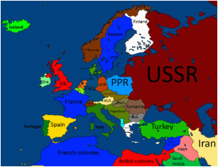 1930s Map Of Europe Maps for Mappers Historical Maps thefutureofeuropes Wiki