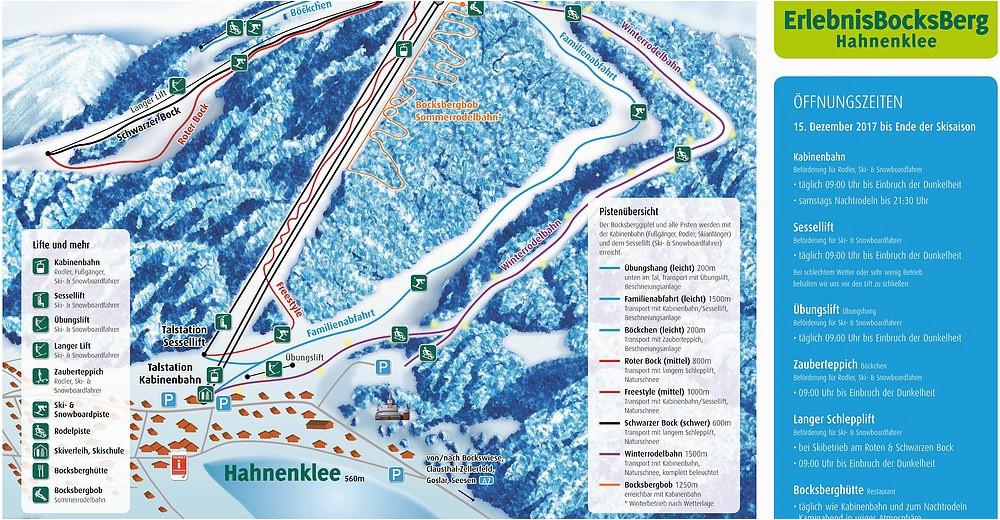 bergfex skigebiet bocksberg hahnenklee skiurlaub