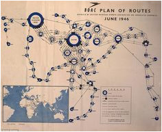 269 best classic airline route maps images in 2019