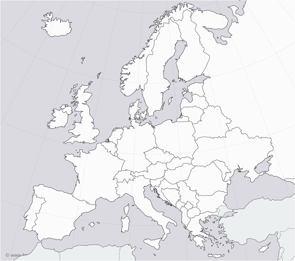 36 intelligible blank map of europe and mediterranean