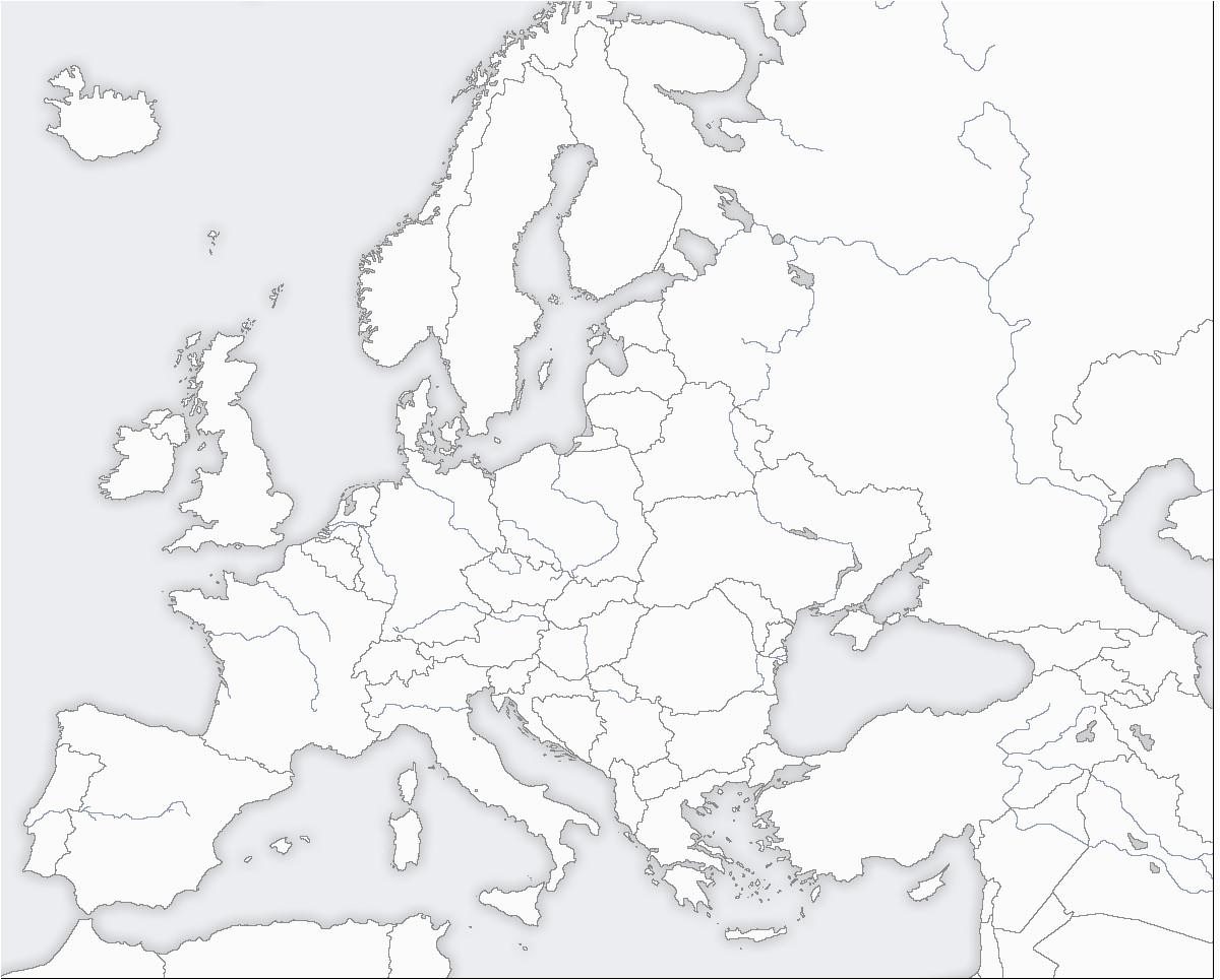 blank a maps 2019