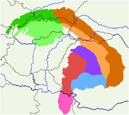 carpathian mountains wikipedia