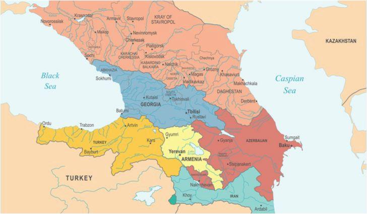 is armenia in europe or asia worldatlas com