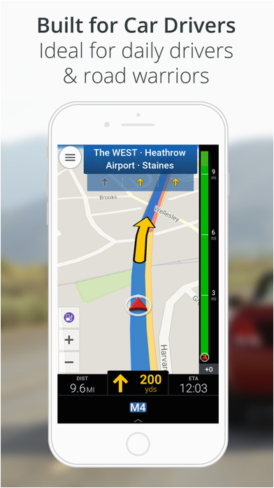copilot gps sat nav traffic by alk technologies ltd ios