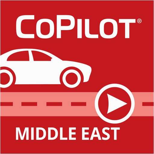 copilota premium middle east gcc offline gps navigation and maps