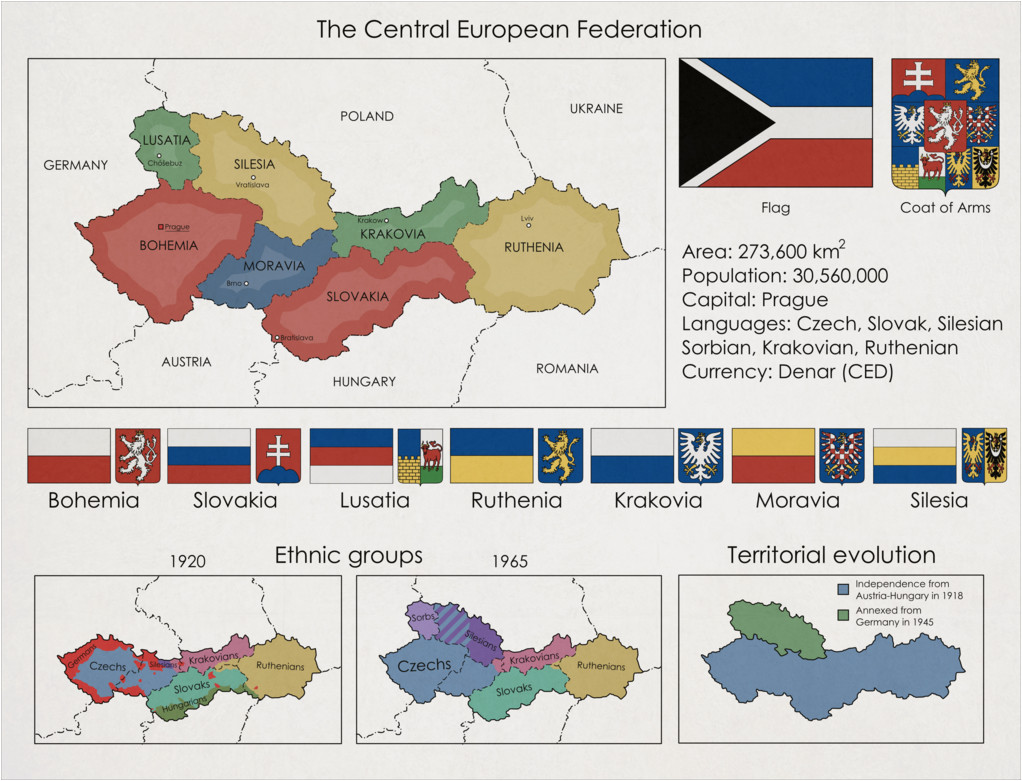 Currency Map Of Europe Central European Federation by Fenn O Manic On Deviantart