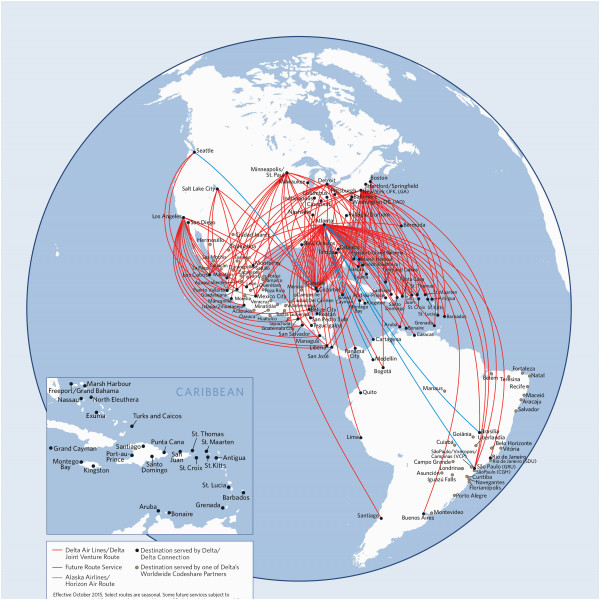delta airlines destination map related keywords