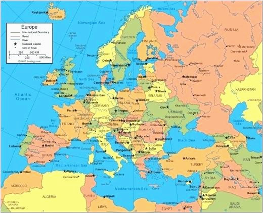 eastern europe map quiz awesome political map european