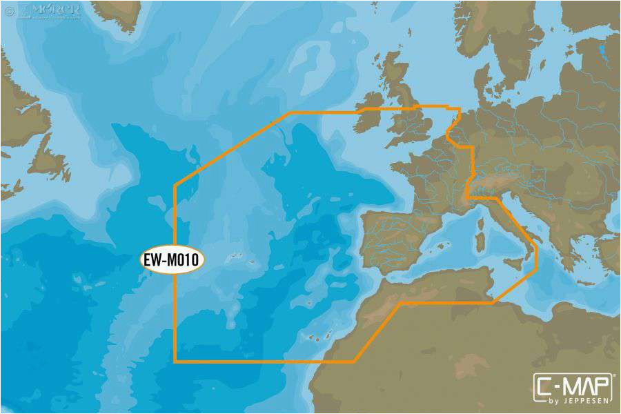 c map max megawide west europe coasts w med aµsd sd